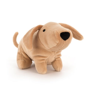 Hund fra Jellycat - MM4DS - Mellow Mallow Dog Small