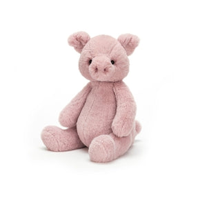 Gris fra Jellycat - PUF6PG - Puffles Piglet Small.