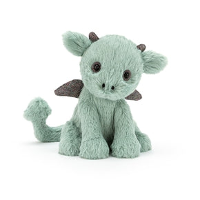 Drage fra Jellycat - SE4D - Starry-Eyed Dragon.