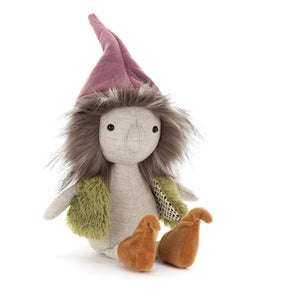 Alf fra Jellycat - FF3A - Forest Foragers Acorn.