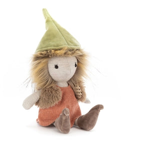 Alf fra Jellycat - FF3C - Forest Foragers Clover.