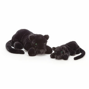 Panter fra Jellycat - PP4P - Paris Panther Little.