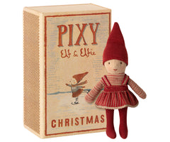 Pixi Elfie in box - 14-0490-00.