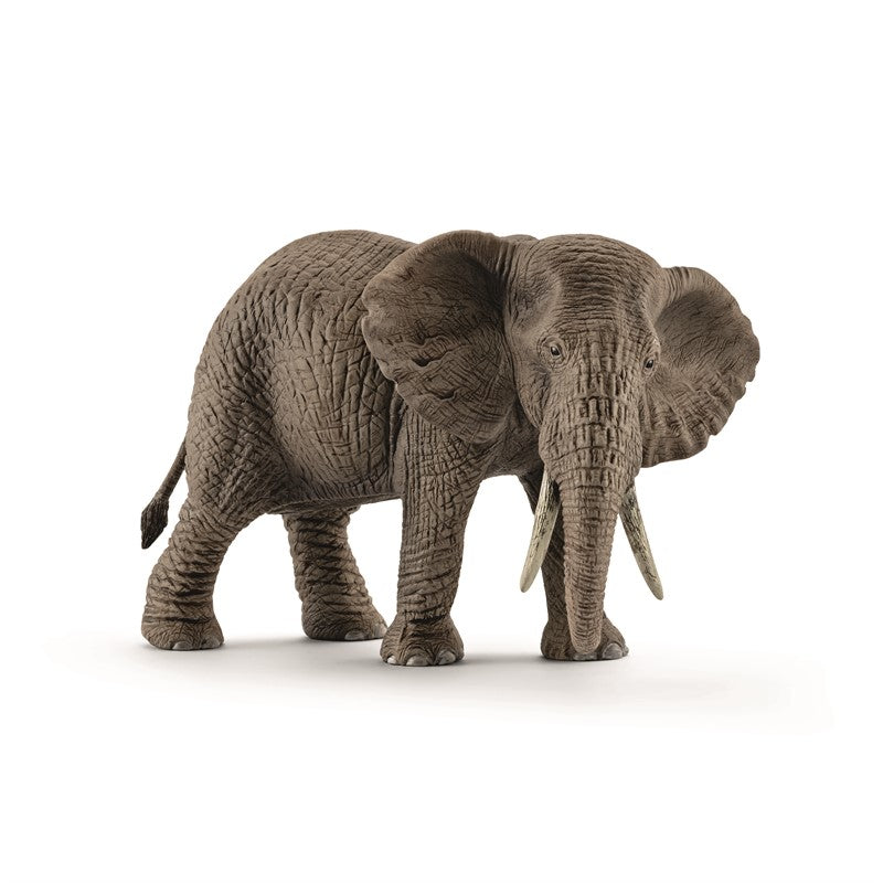 Wild life fra Schleich - african elephant male.