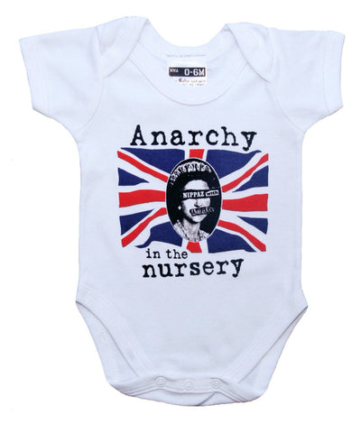 ANARCHY IN THE NURSERY BABYGROW