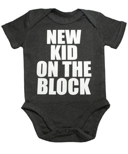 NEW KID ON THE BLOCK SHORT SLEEVE BODY