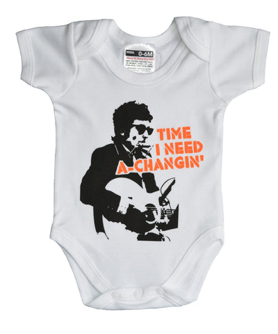 TIME I NEED A-CHANGING BABYGROW