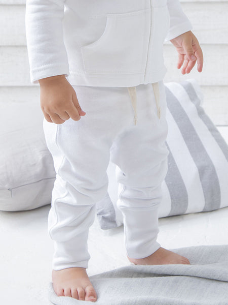 ORGANIC BABY SWEATPANTS