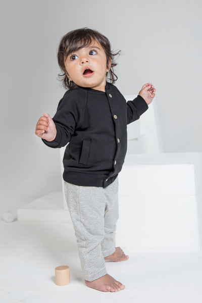 OH BABY LONDON ORGANIC BOMBER JACKET