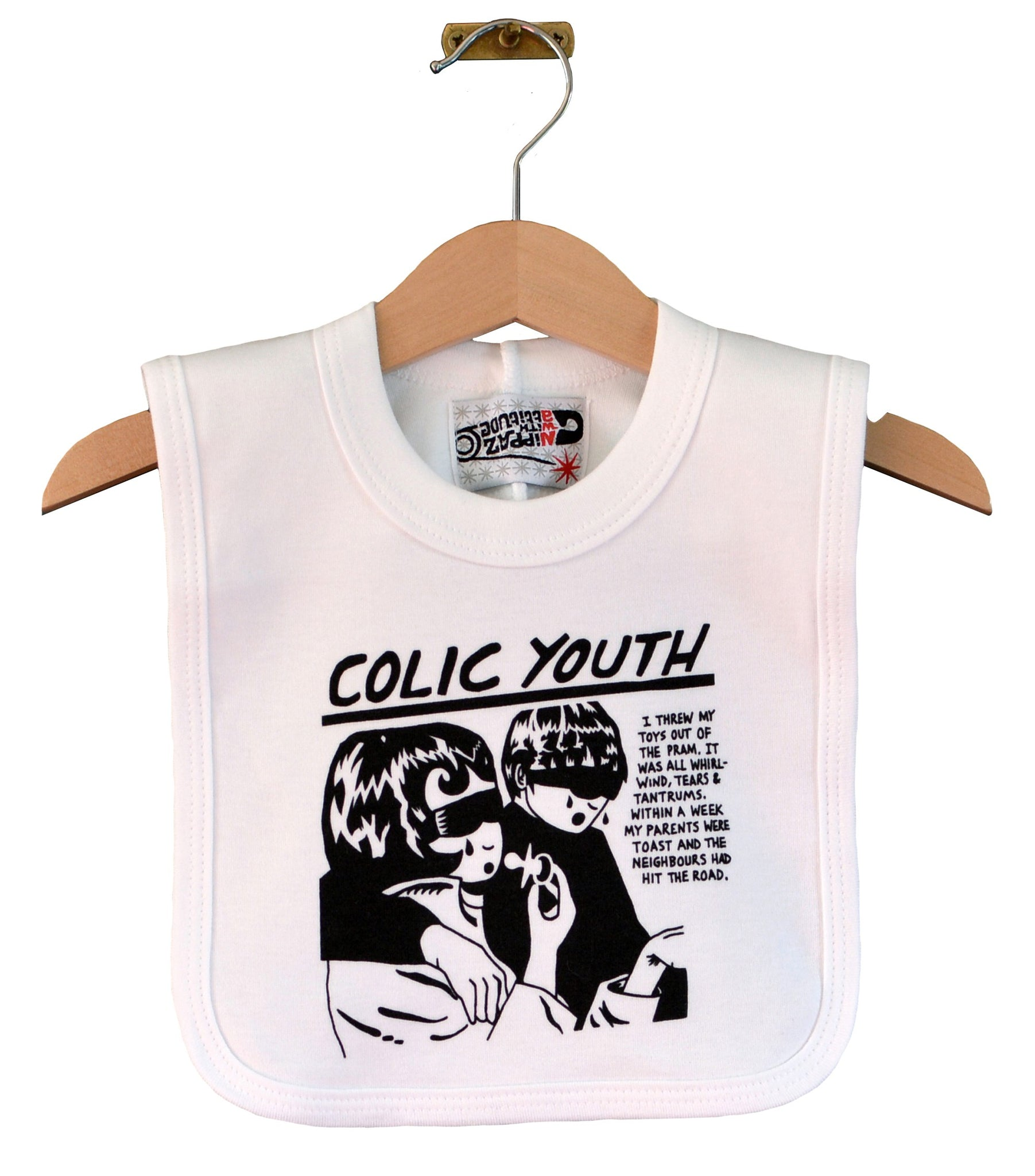 COLIC YOUTH BIB N.W.A