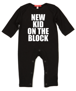 NEW KID ON THE BLOCK PLAYSUIT