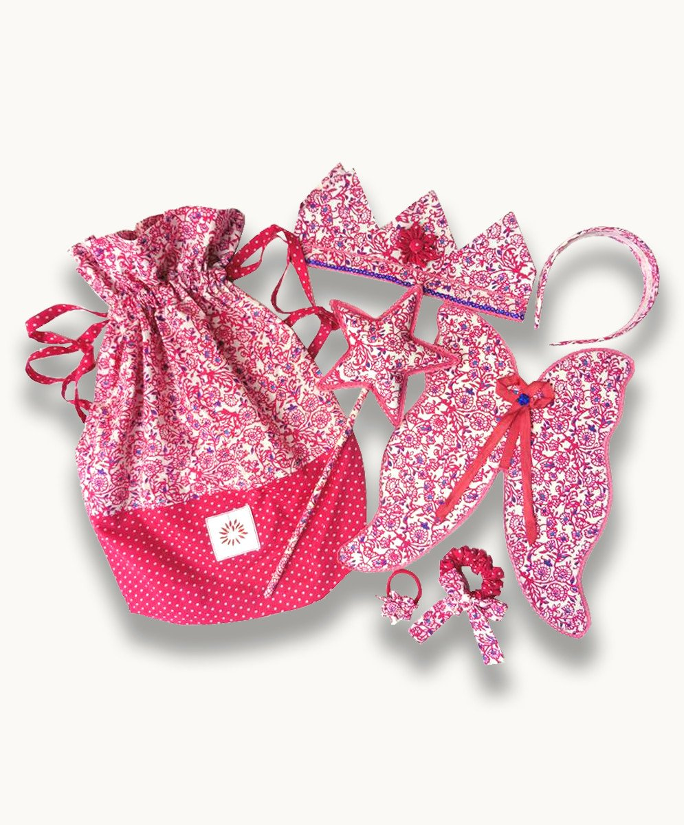Marilou Butterfly Princess Set - Fair Trade Clothing | Ethical Clothing | Visible Clothing