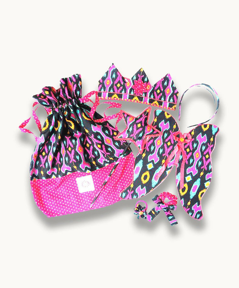 SpiceIsland Butterfly Princess Set