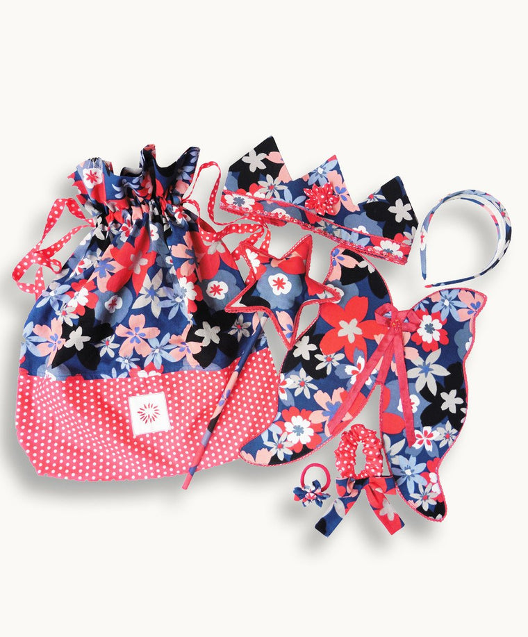 Delilah Butterfly Princess Set