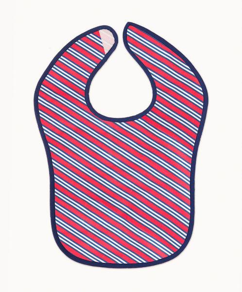 Cotton Print Bib - Sami