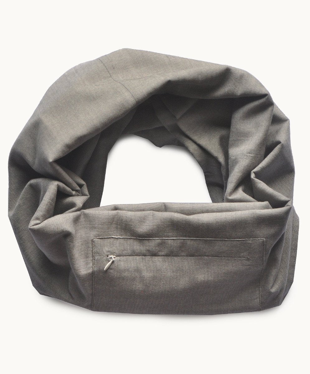 Narrow Infinity Scarf - multiple colours available - Fair Trade Clothing | Ethical Clothing | Visible Clothing