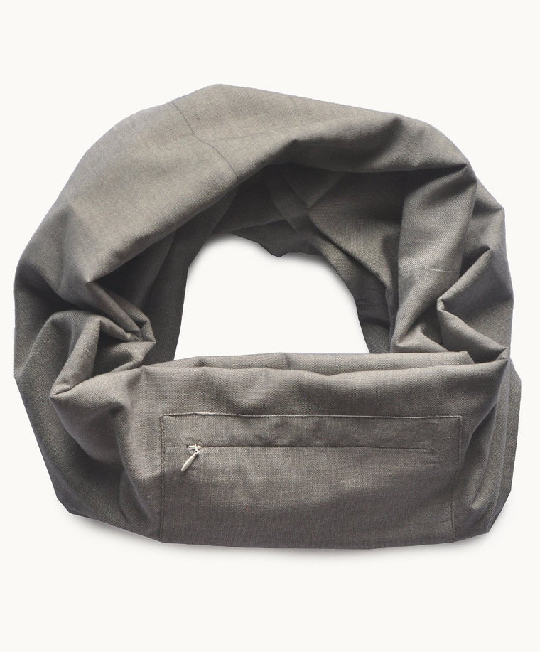 Narrow Infinity Scarf - multiple colours available