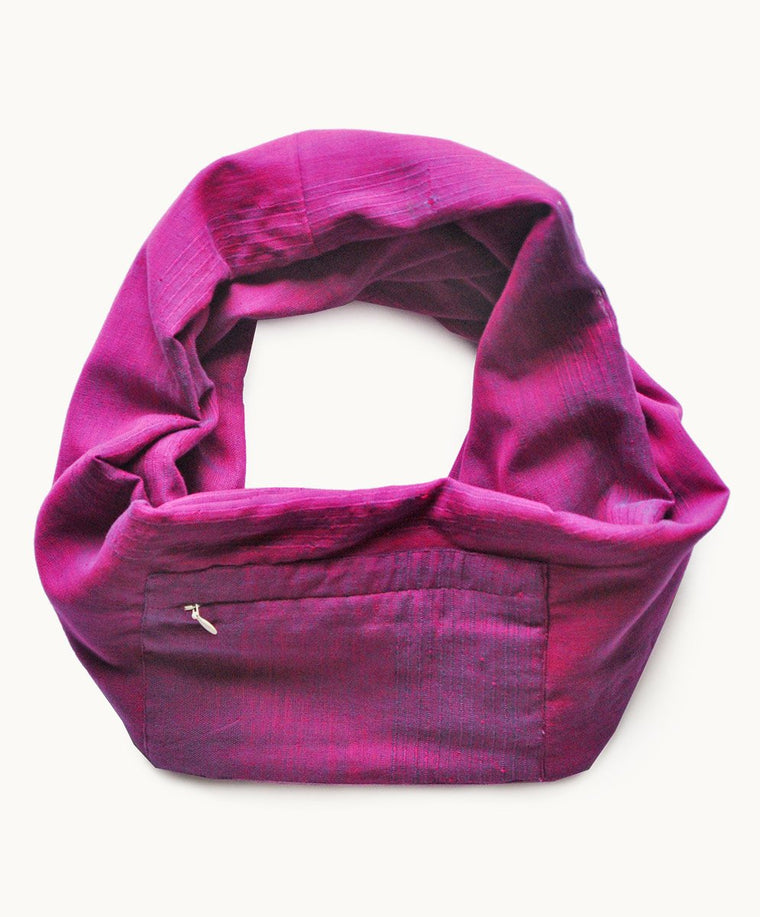 Wide Infinity Scarf - multiple colours available