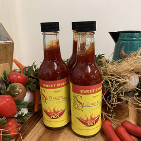 St. Fiacres Farm Sweet Chilli HOT Sauce 330g