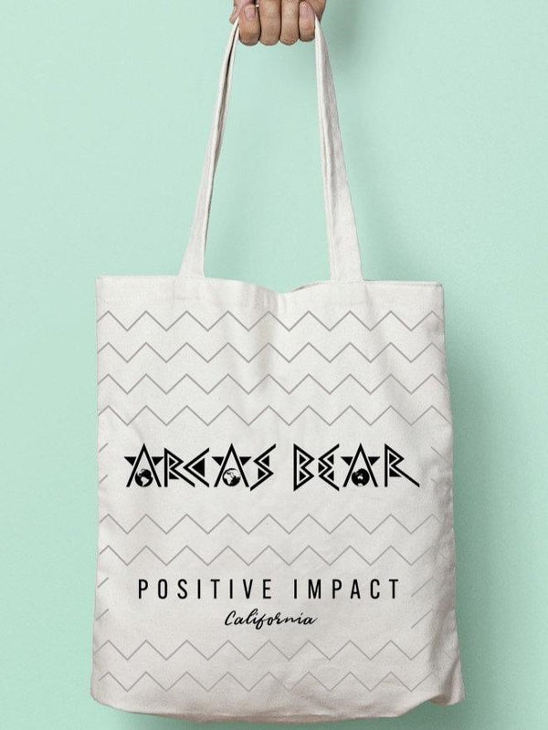 ECO BAG ARCAS BEAR
