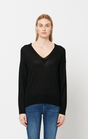 Dita Sweater - Caviar
