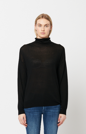 Therese Sweater - Caviar