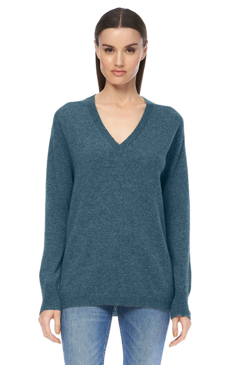 Posie Sweater - Teal