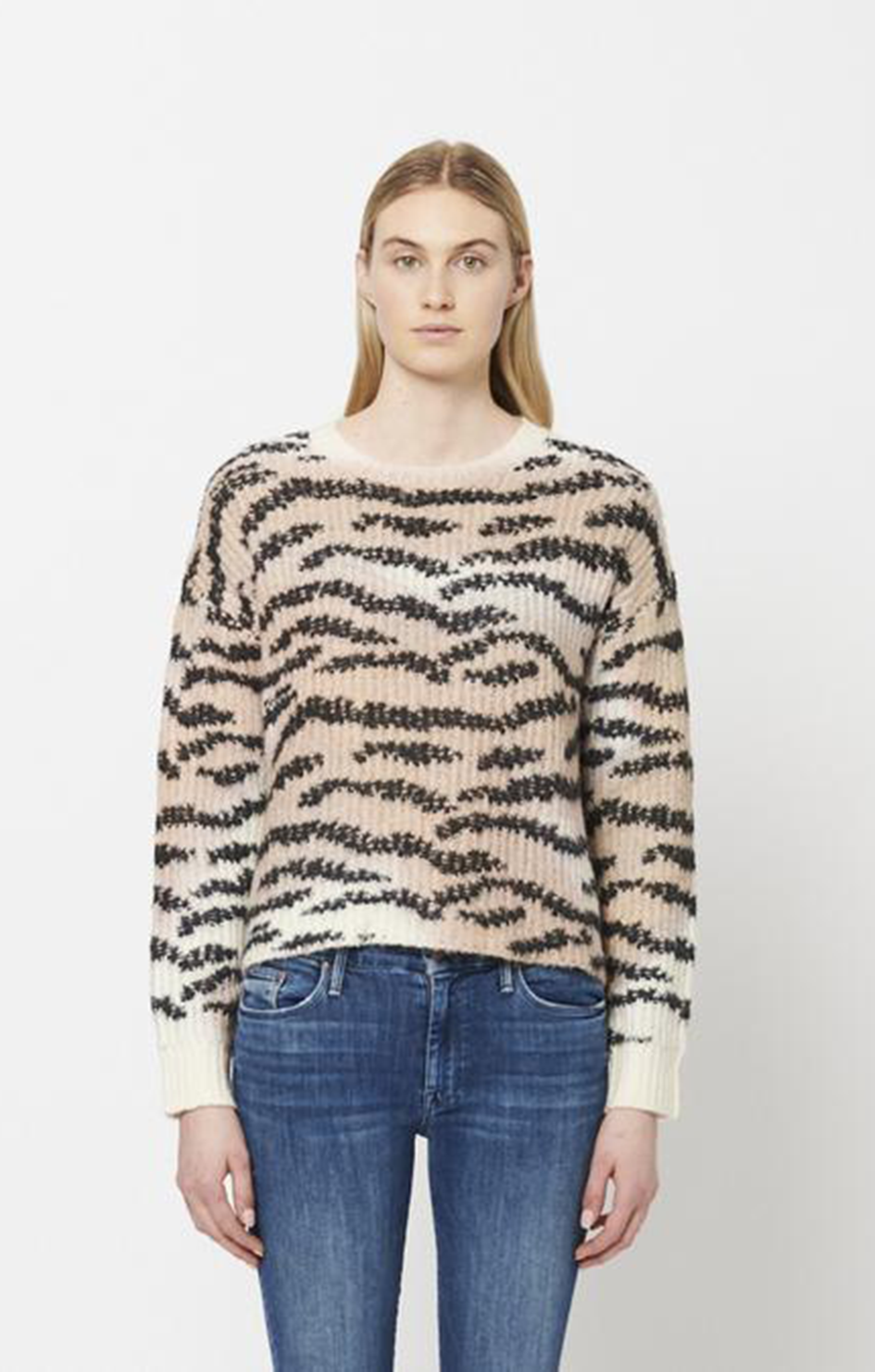 Line The Label Karina Sweater Himalyan