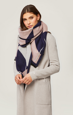 Ashlyn Scarf - Quartz