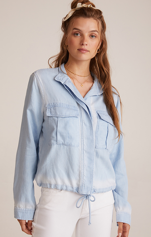 Utility Shirt Jacket - Bella Dahl