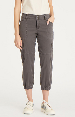 Terrain Pant - Washed Black