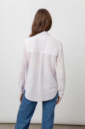 Rails Ellis Shirt Lavender