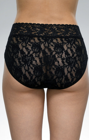 Hanky Panky French Brief Black