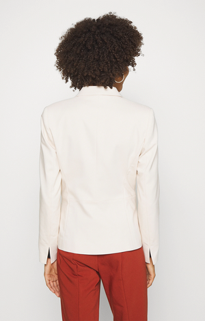 Zella Blazer In French Nougat