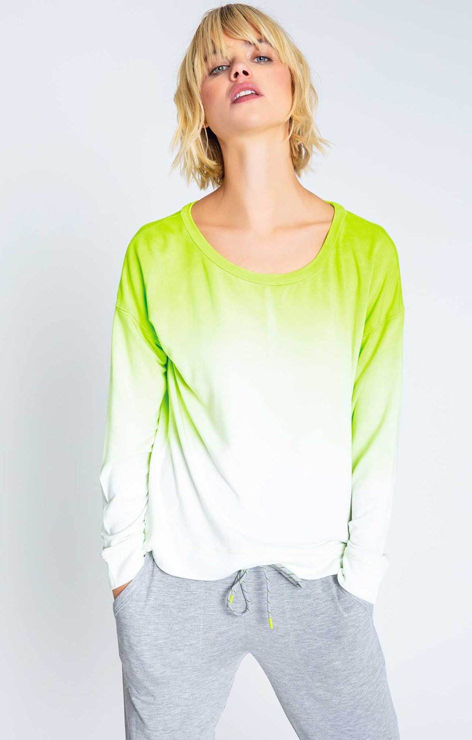 Neon Pop LS Top - P.J. Salvage