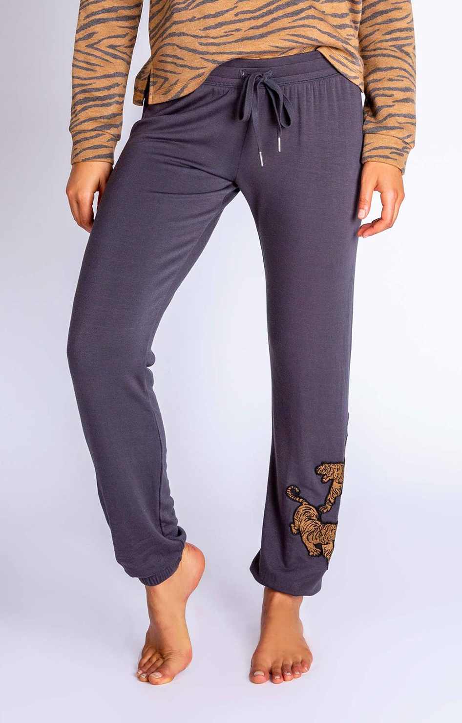 Wild One Solid Banded Pant