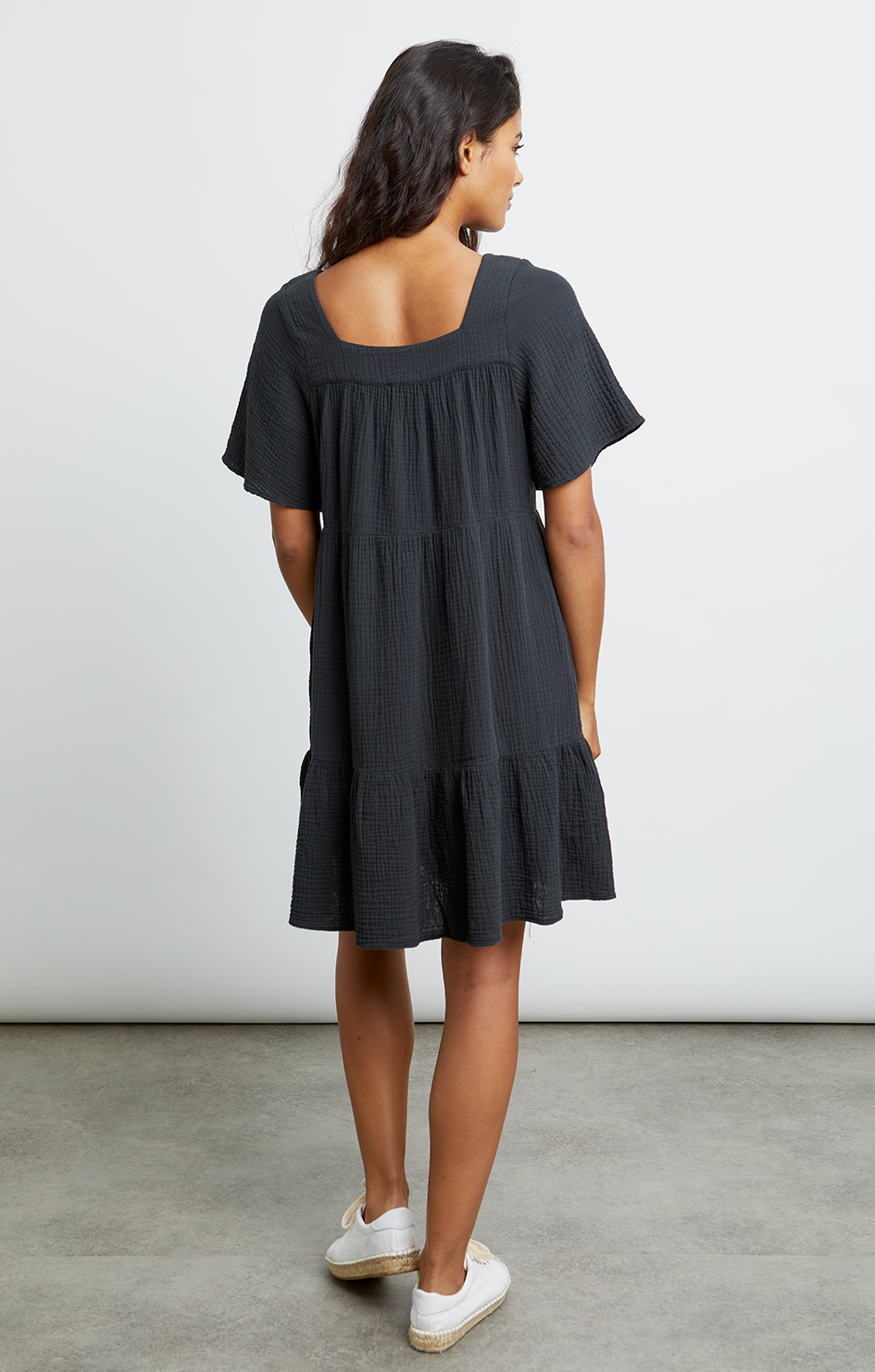 Valentina Dress - Black