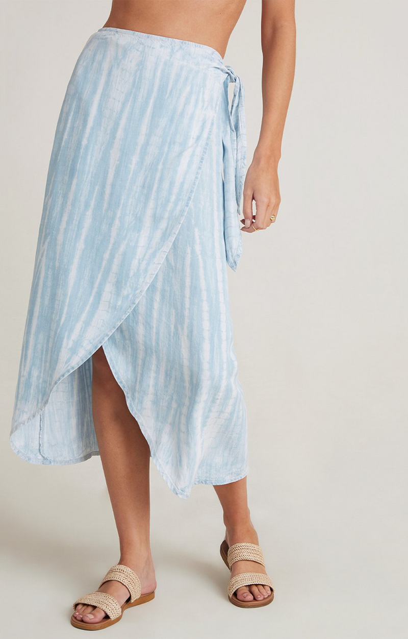 Bella Dahl - Wrap Skirt - Vintage Havana Wash