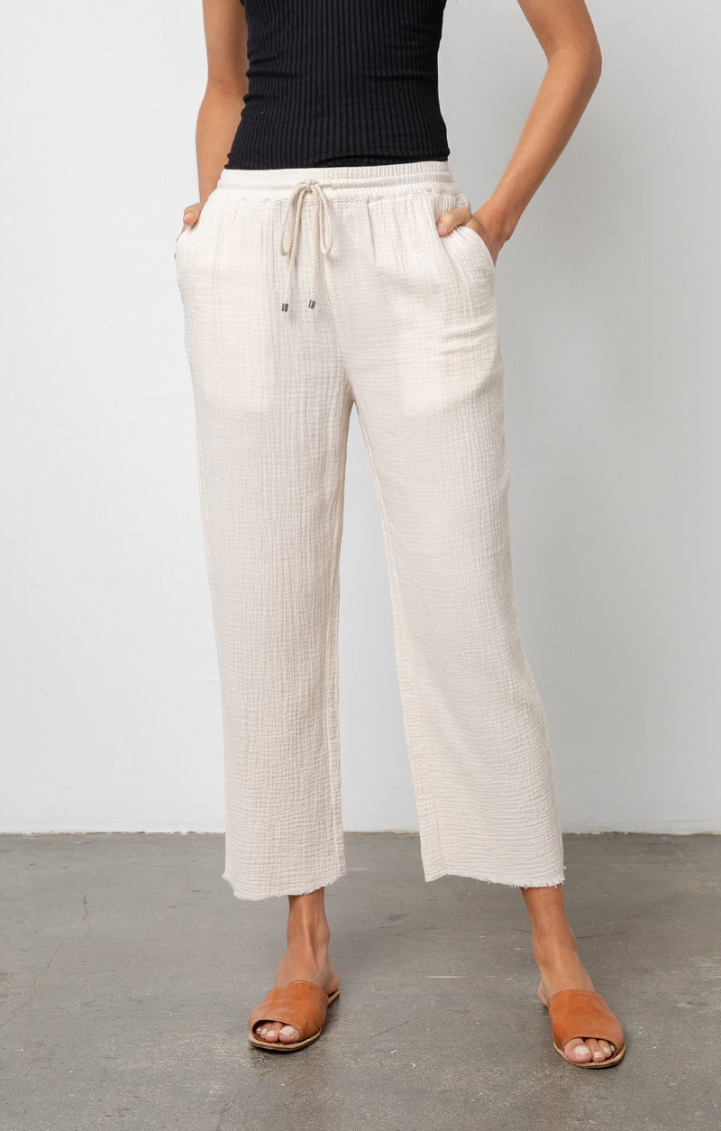 Agnes Pant In Oat
