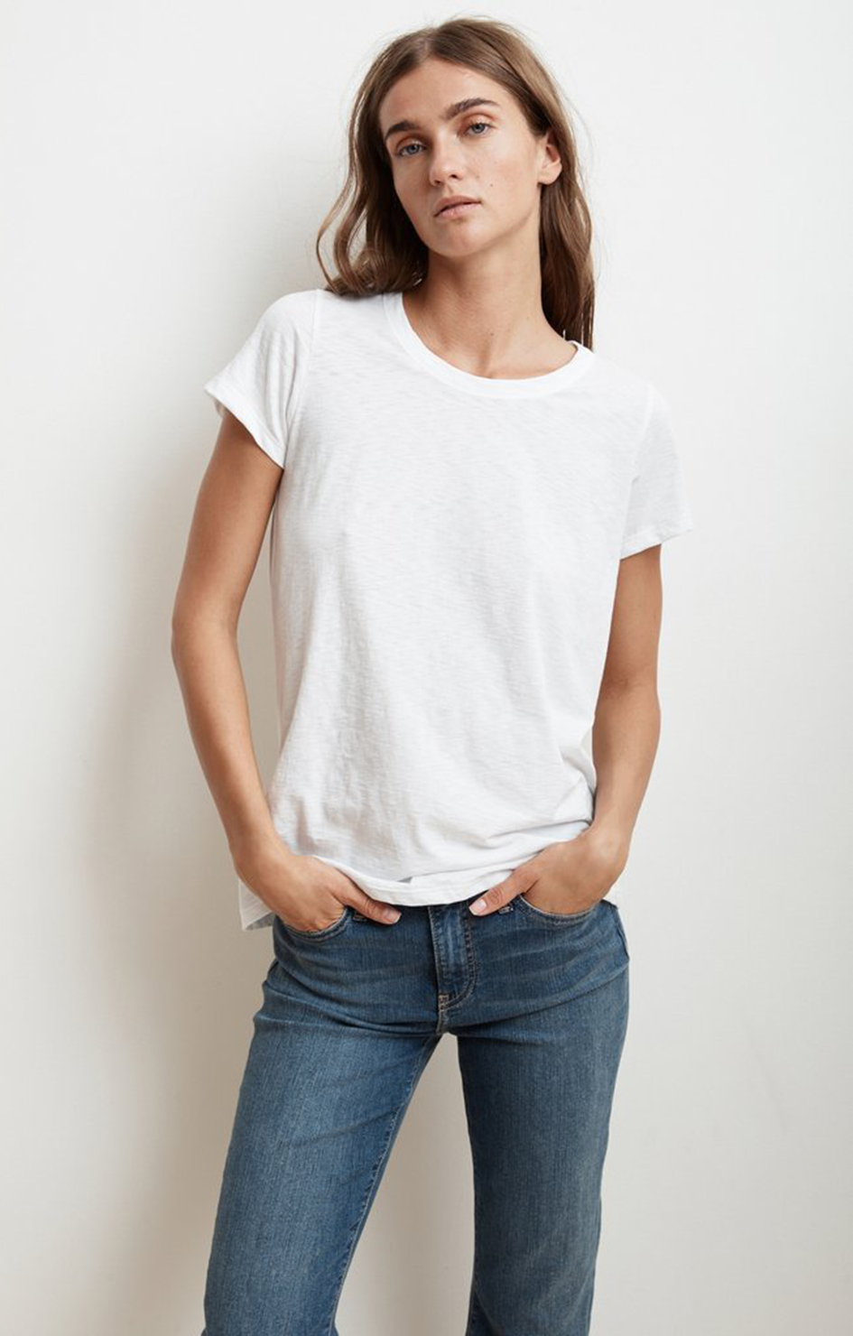Tressa T-Shirt - White