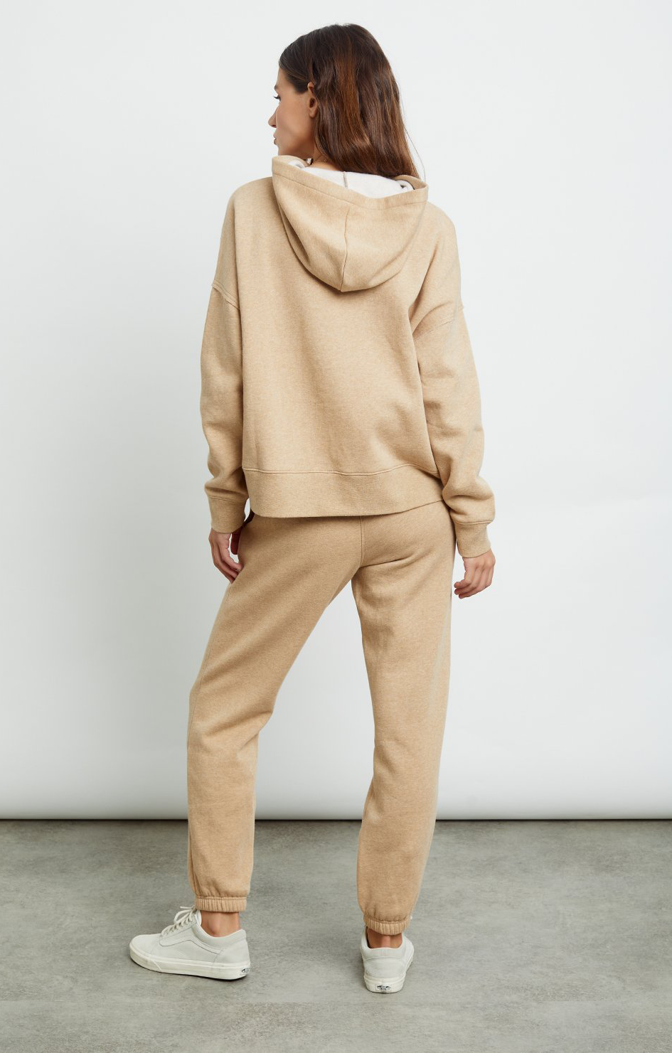 Nico Sweater - Heather Camel