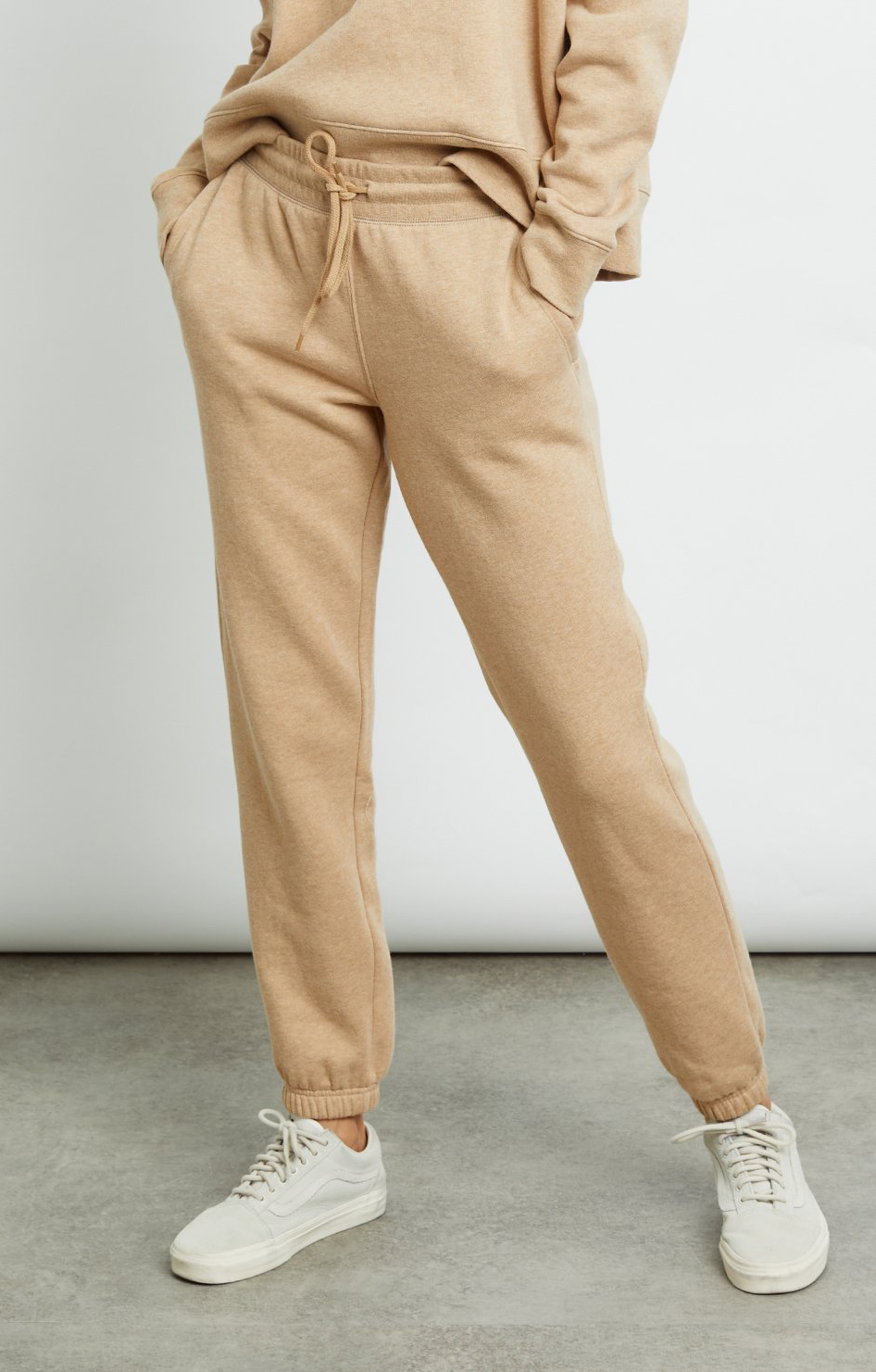 Kingston Pants - Heather Camel