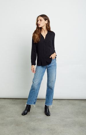 Noemi Shirt - Black