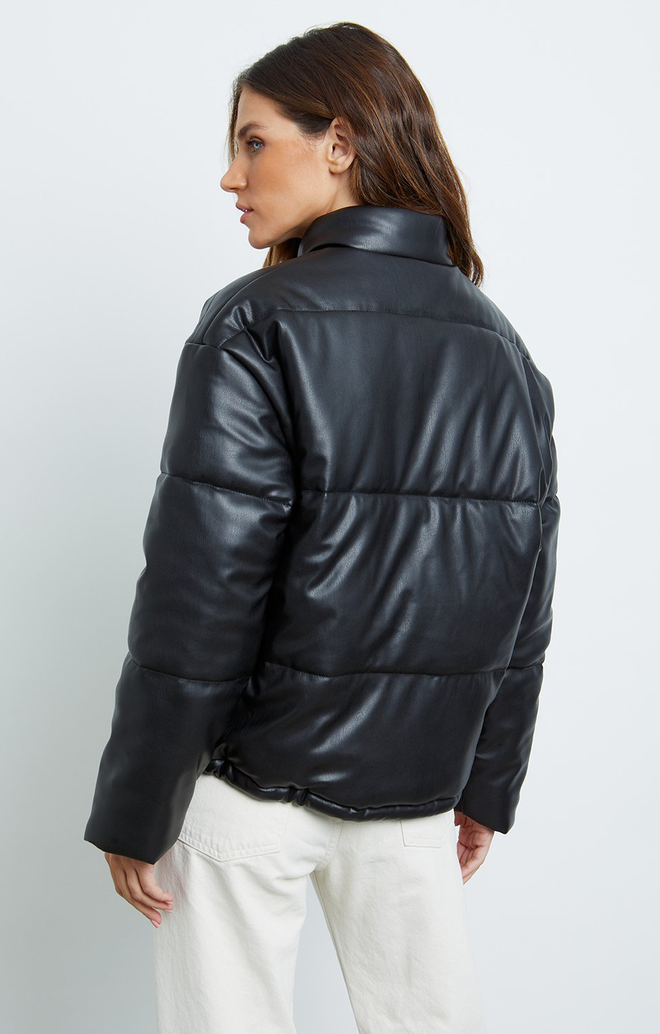 Otto Puff Jacket - Black