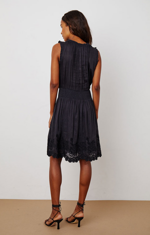 Allister Dress - Vintage Black