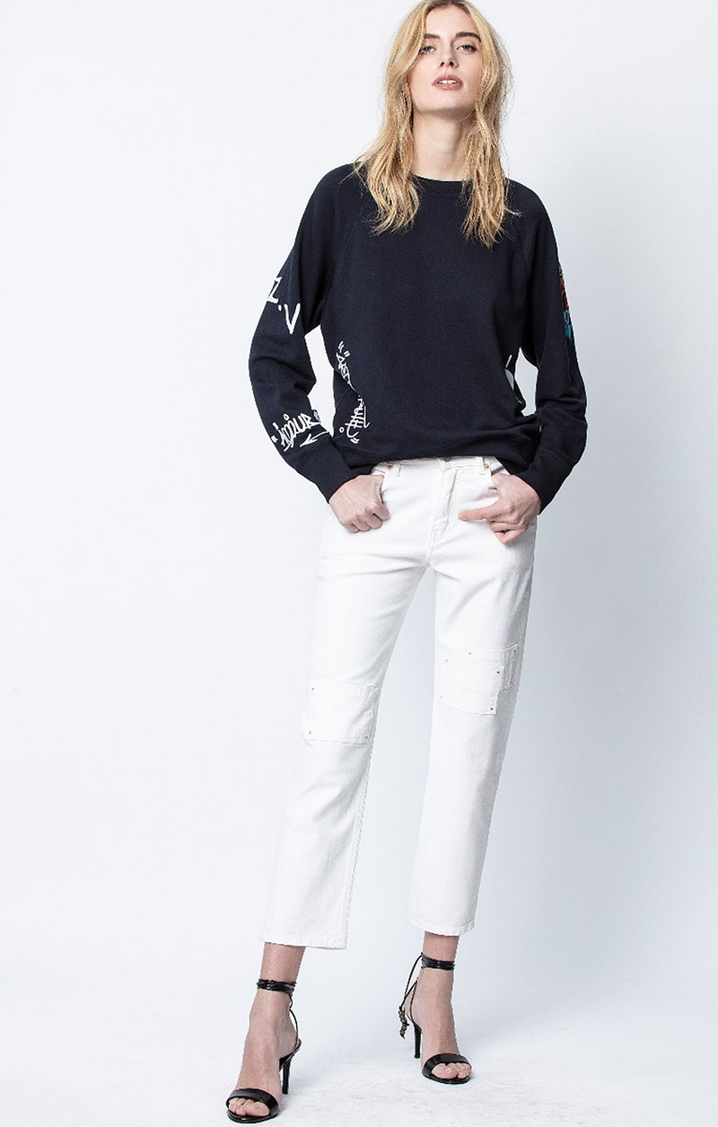 Upper Brode Jormi Sweater