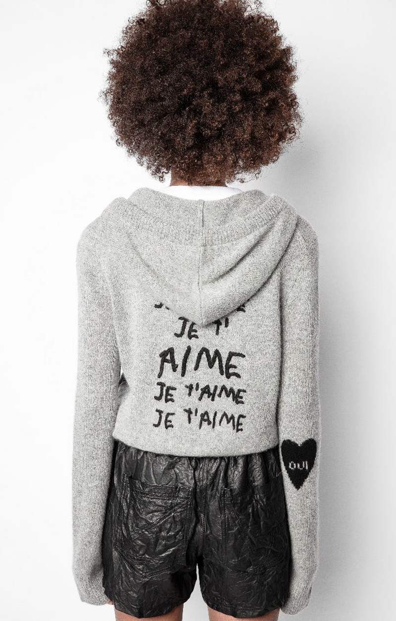 Cassy Sweater - Gris Chine