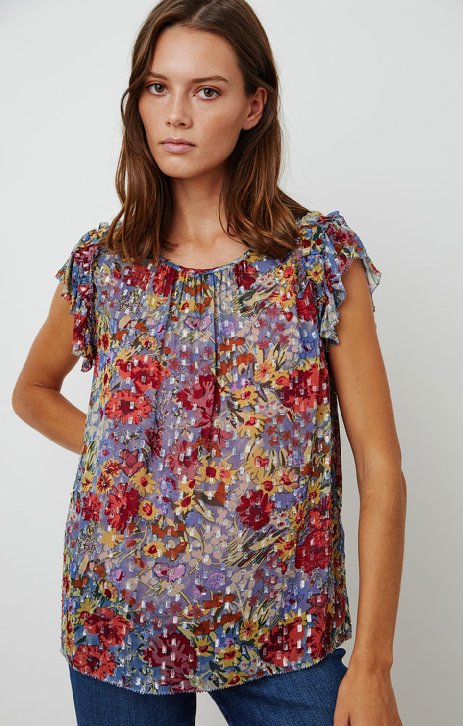 Keiara Top - Multi