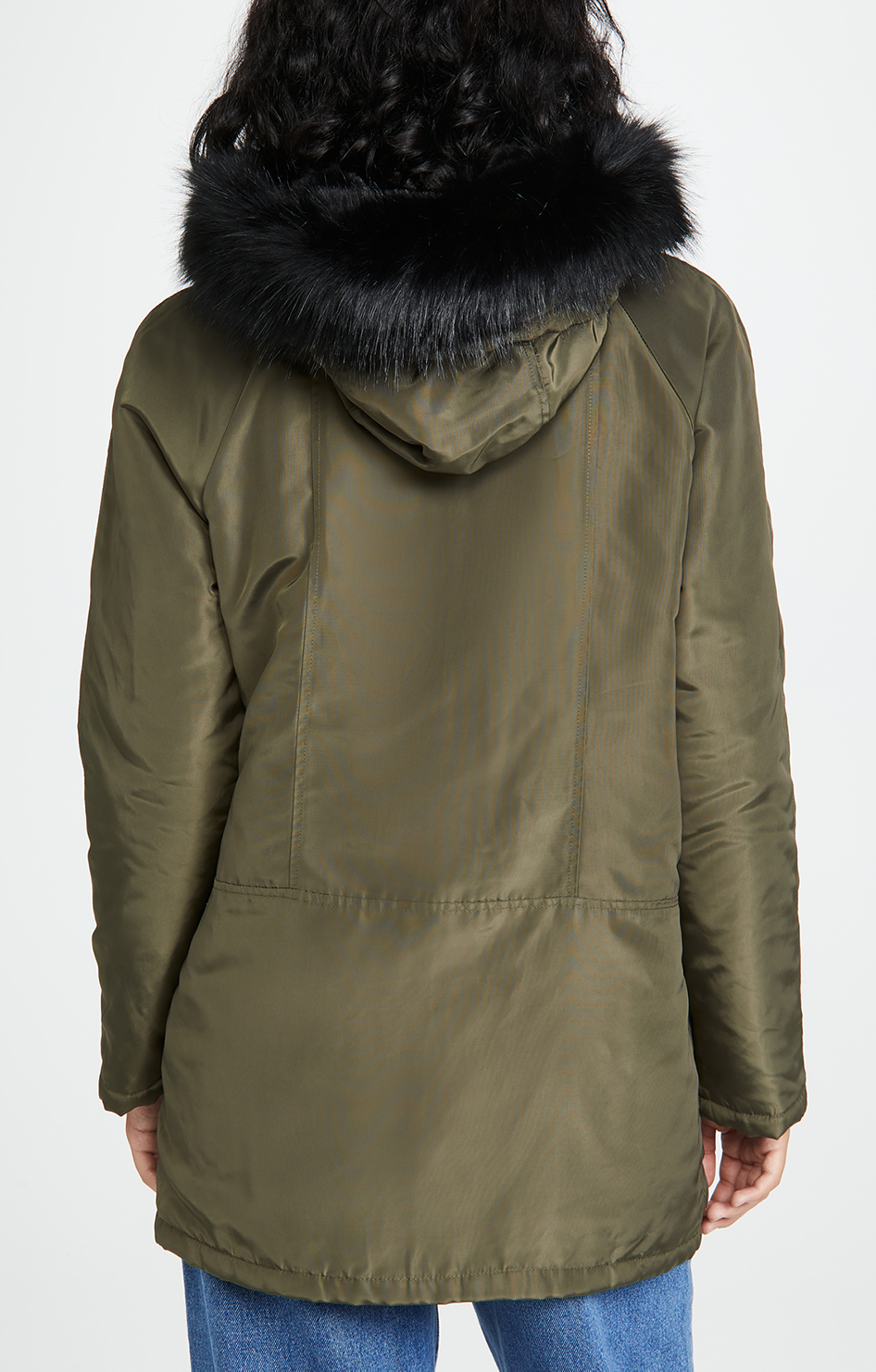 Tiffany Parka Coat