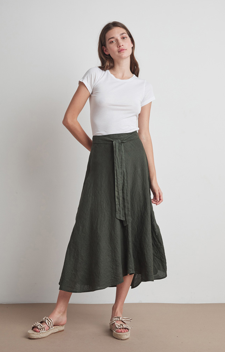 Raleigh Skirt - Velvet By Graham & Spencer